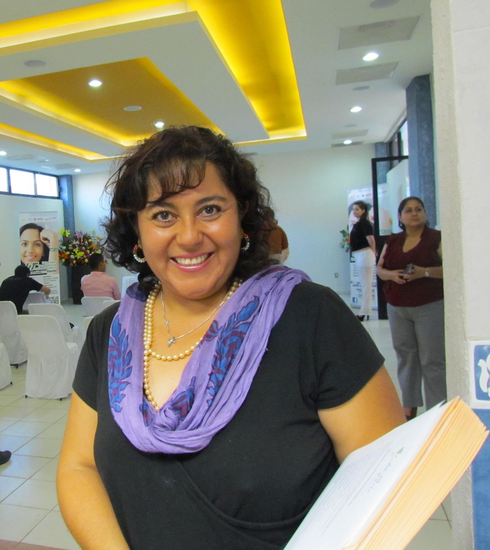 Lupita Cruz, directora de Coctel Arte 2013. Foto: Rodolfo Preciado.