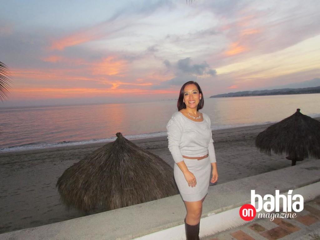 Verónica Zaragoza Kyoto, presidenta de la Asociación de Secretarias y Asistentes Ejecutivas de Puerto Vallarta A.C.
