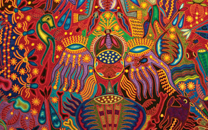 Cosmovisión del arte huichol en Nayarit