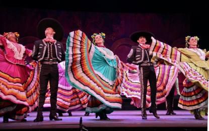 Este viernes, el Ballet Folklórico de la UdeG en el Teatro Vallarta