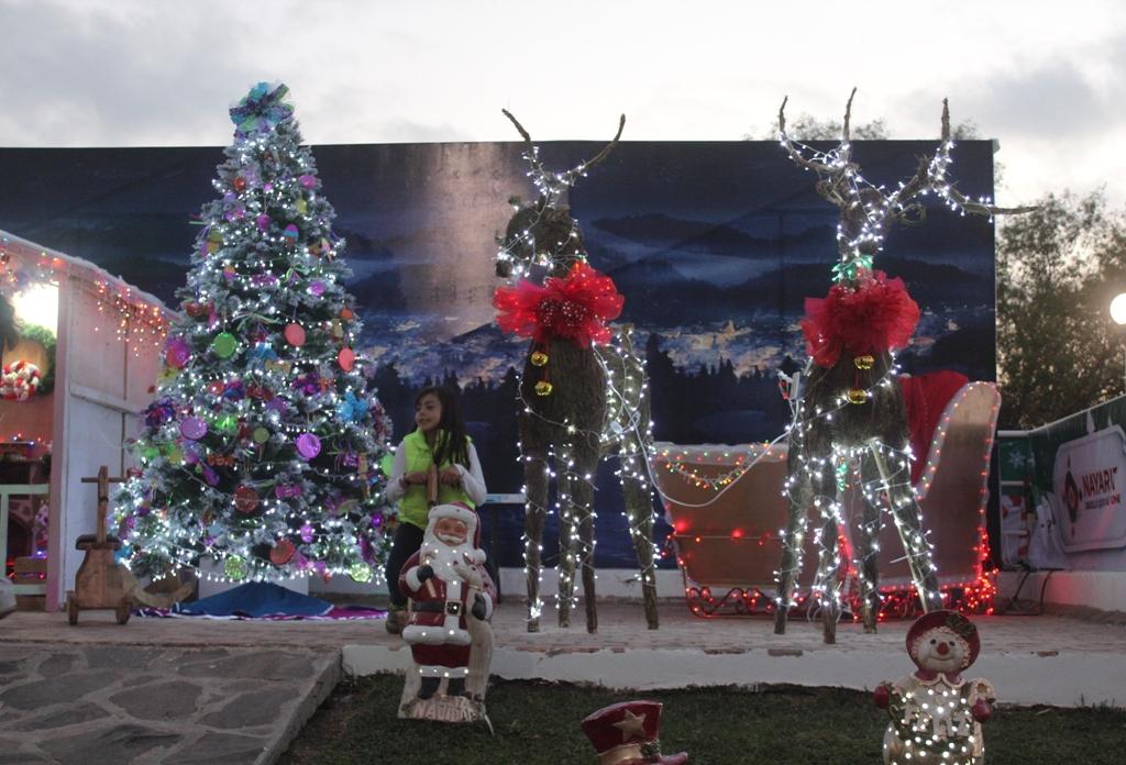 Tierra de Sueños fue inaugurada el pasado 7 de diciembre, en el Parque Metropolitano.