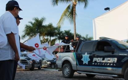 Garantiza Bahía de Banderas seguridad en época decembrina