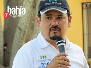 Arquitecto Alejandro Cadena Gallardo, director del Proyecto Sendero Las Galenas.