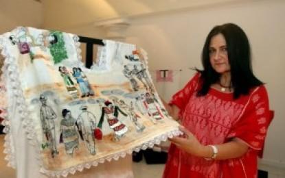 Espacio de Arte Arrayán presenta la obra de Elena Martínez Bolio