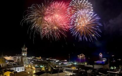 Puerto Vallarta recibirá 2014 con espectáculo pirotécnico