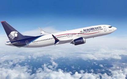 Aeroméxico une a Europa y México con avión más moderno del mundo