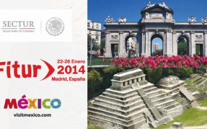 Claudia Ruiz Massieu encabezará representación de México en Fitur 2014