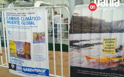 Denuncia Greenpeace contaminación tóxica en ríos