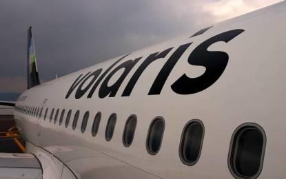 Volaris incrementó 21% tráfico de pasajeros en 2013