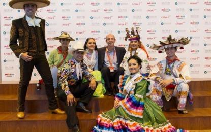 Logra Riviera Nayarit exitosa difusión internacional en Fitur 2014