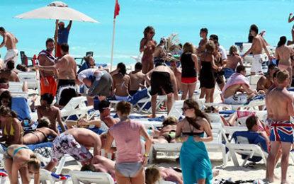 México logra en 2013 captación histórica de divisas por turismo