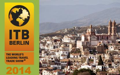 México será país anfitrión de la Feria Internacional de Turismo de Berlín