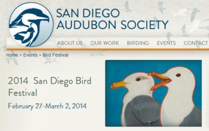 Riviera Nayarit, destino invitado en San Diego Bird Festival 2014
