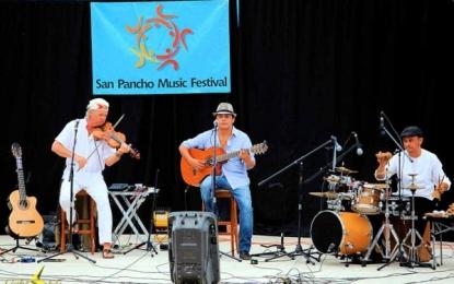 San Pancho invita a su 14° Festival de Música