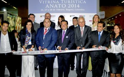 Presentan SECTUR y CPTM la campaña Vívelo para Creerlo, en Colombia