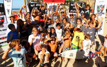 """Domina Sayulita el 2° Torneo de Surf Infantil y Juvenil """"Who's Next?"""""""