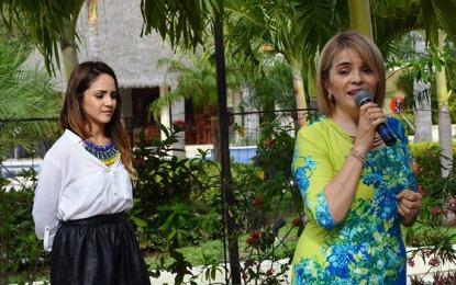 DIF Bahía y Sandzíbar realizan desayuno a beneficio de casa hogar municipal