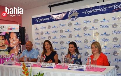 Dolphin Discovery dibujará «10,000 Sonrisas» en niños de Vallarta y Bahía