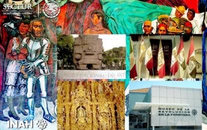 Museos del INAH, una buena opción en vacaciones