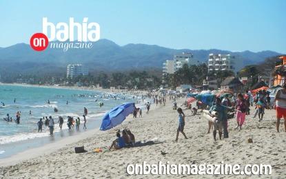 Playas al tope y ocupación hotelera del 95% se espera en la región