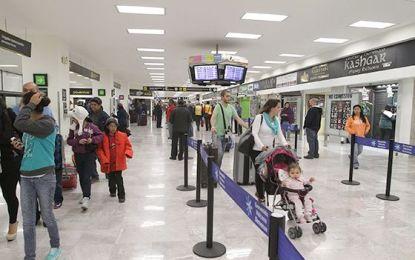 Aumentó 11% llegada de turistas extranjeros en avión: Sectur