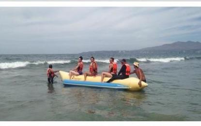 Angelique Cabral y Krysten Ritter vacacionan en Riviera Nayarit