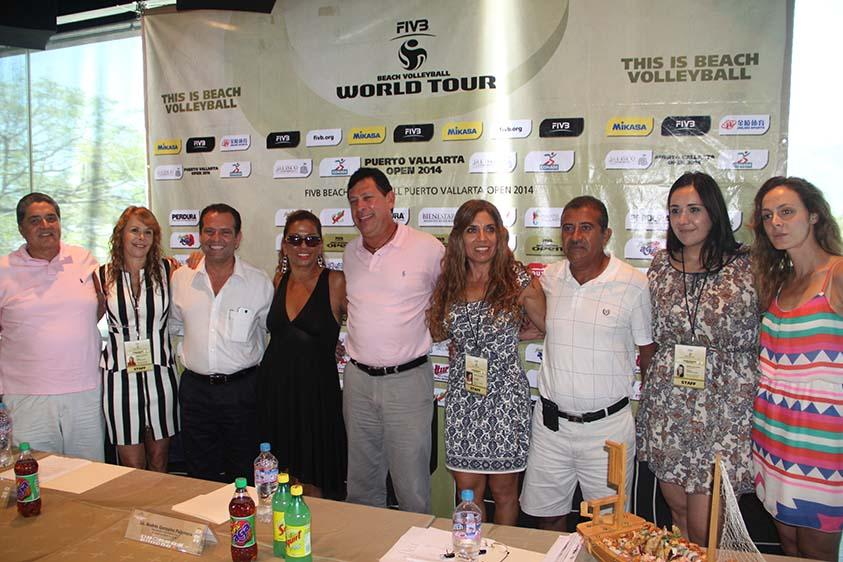 Los organizadores mencionaron que los partidos de voleibol se realizarán en  playa Camarones a partir de este 06 de mayo.