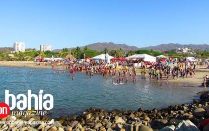 Eventos deportivos dan realce a la Riviera Nayarit