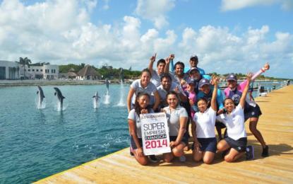 Dolphin Discovery, en el ranking de «Súper Empresas» 2014 de Expansión