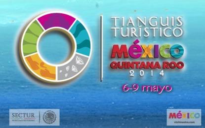 Participarán 60 países, de los 5 continentes, en el Tianguis Turístico 2014