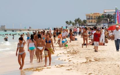 Desciende México dos posiciones en barómetro de turismo internacional