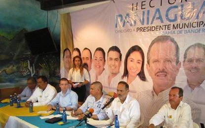 Denuncia Gustavo Madero intimidación del Gobierno estatal