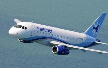 Interjet e Iberia firman acuerdo de código compartido
