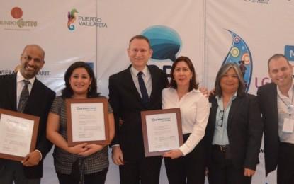 CasaMagna Marriott Puerto Vallarta recibe certificación Out Now