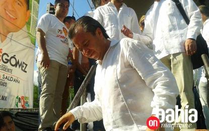 Todo Nayarit tiene un mejor futuro con el PRI: Camacho Quiroz