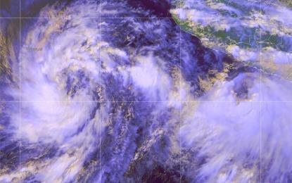 "Alertan sobre tormenta tropical ""Élida""; habrá lluvias intensas"