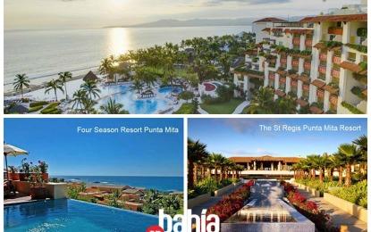 Tres hoteles de Riviera Nayarit entre los mejores del mundo