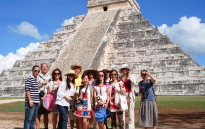 Prevé OMT viajen 460 millones de turistas esta temporada