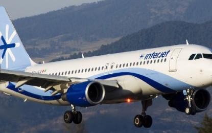Interjet lleva la delantera en vuelos nacionales