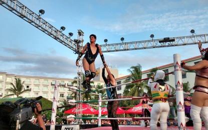 «Arde» la Riviera Nayarit con el Ring & Rock StAAArs 2