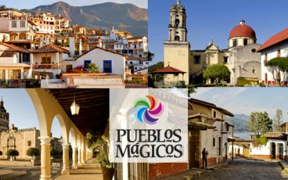 Anuncia Sectur relanzamiento de Pueblos Mágicos, en septiembre