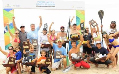 Deportes, gastronomía y lujo en el 2do. Punta Mita Beach Festival