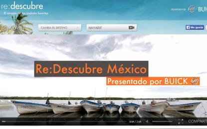 Buick México graba promocionales en Riviera Nayarit