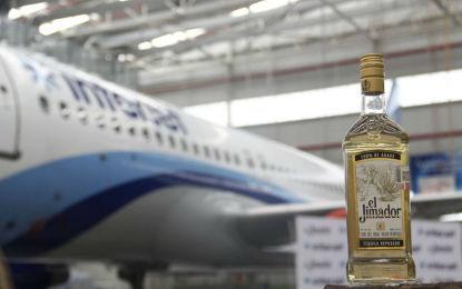 Interjet y Casa Herradura presentan Festival de Tequilas a Bordo