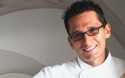 El mexicano Xavier Pérez Stone gana el Iron Chef 2014