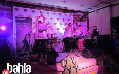 Promueven con música a la Riviera Nayarit