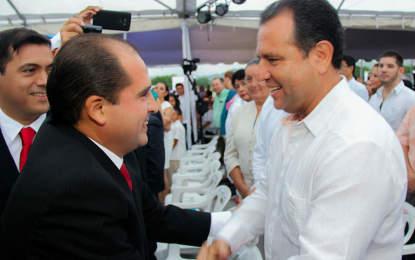 Con José Gómez, llegará la transformación a Bahía: AGP