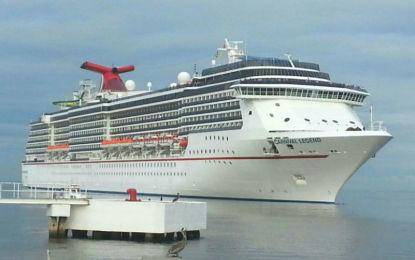 Arranca temporada de cruceros en PV; se esperan 120 mil cruceristas