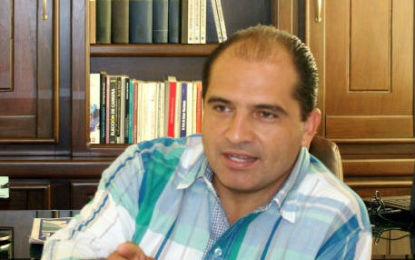 Todo listo para la toma de protesta de José Gómez Pérez