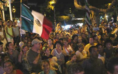 Celebrará Puerto Vallarta 204 años de la independencia de México
